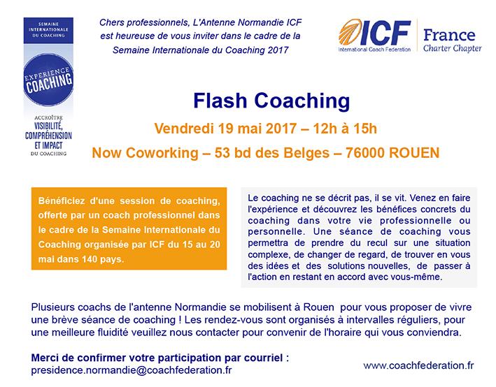 Flash Coaching Rouen