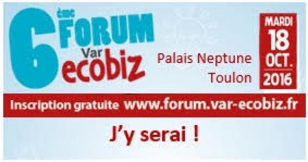 Ecobiz Toulon - Flash  coachings le 18 octobre